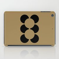 teddy bear iPad Cases featuring TEDDY BEAR by THE USUAL DESIGNERS