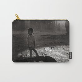 Little Boy of Central Highland in Vietnam Carry-All Pouch