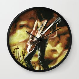 Slash Wall Clock