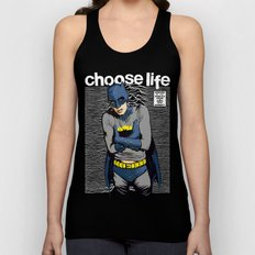 Choose Life Unisex Tank Top