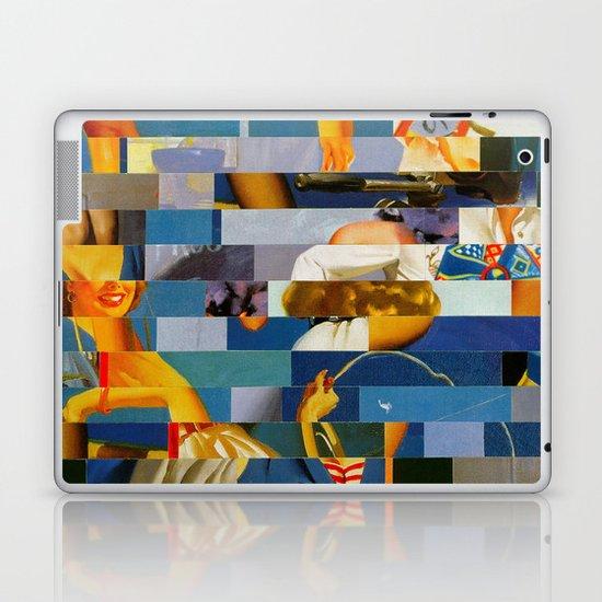Shiver Me Ikea Timbers (Provenance Series) Laptop & iPad Skin
