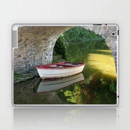Calmness | Stille Laptop & iPad Skin
