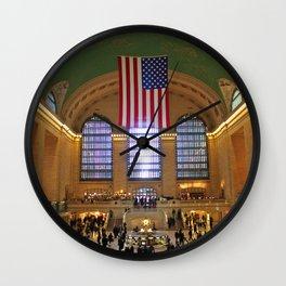Life In My Big Bad Apple (Pt 33) Wall Clock