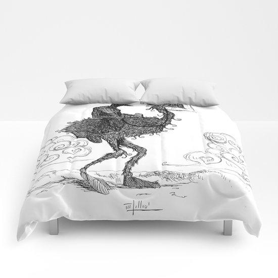 THE DARK COWBOY Comforters
