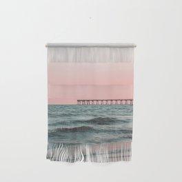Pink Ocean Wall Hanging