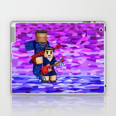 8bit boy with 12th doctor who shadow iPhone 4 4s 5 5c 6, pillow case, mugs and tshirt Laptop & iPad Skin