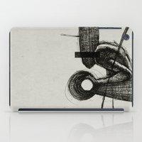 scott pilgrim iPad Cases featuring Pilgrim I. by Dr. Lukas Brezak
