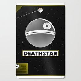 Death Star Poster Cutting Board