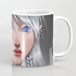 The White Mage Coffee Mug