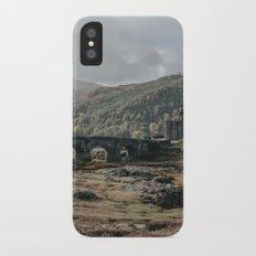 Eilean Donan Castle - Scotland Slim Case iPhone X