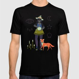 Witch Series: Crystal Ball T-shirt
