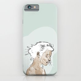 Nonou iPhone Case