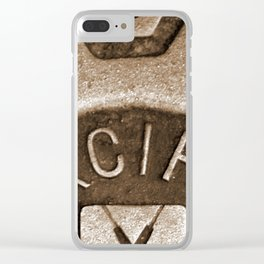 Pacific Clear iPhone Case