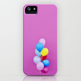 Melrose Balloons! iPhone Case