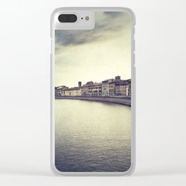 ARNO RIVER Clear iPhone Case