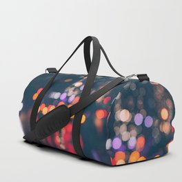 BRIGHT LIGHTS BIG CITY Duffle Bag