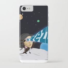 Rezz in the space iPhone Case