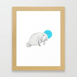 THANX YOU Framed Art Print