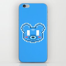 8Bit Kawaiikuma iPhone & iPod Skin