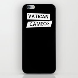 Vatican Cameos iPhone Skin