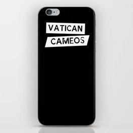 Vatican Cameos iPhone Skin