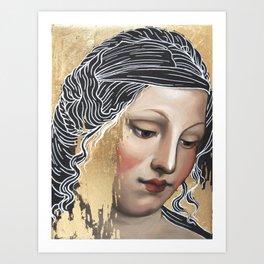 Clement Art Print