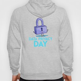 Data Privacy Day Awareness Protection Information Online Hoody