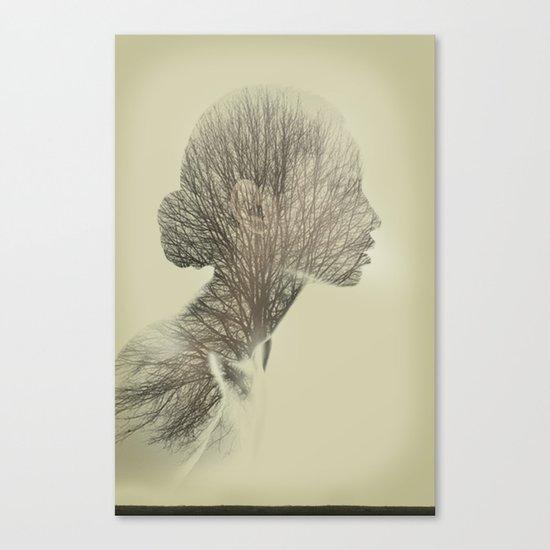 Rhinoplantsy Canvas Print