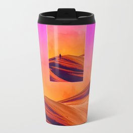 That which preceds everything Travel Mug