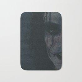 The Crow Screenplay Print Bath Mat