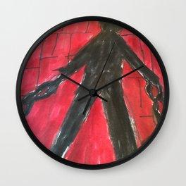 The Monster (Prisoner) Wall Clock