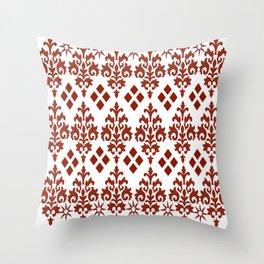 Quest for Spanish Villa Throw Pillow