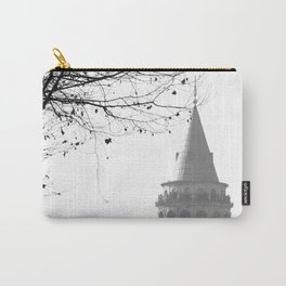 Galata Tower in Istanbul Carry-All Pouch