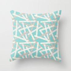 Washi [Green] Throw Pillow