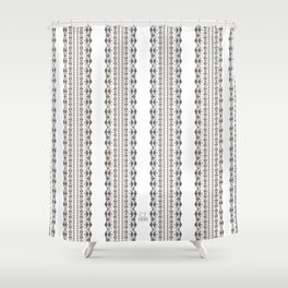L A C E Shower Curtain