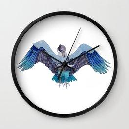 Chilean Condor - Torres del Paines Wall Clock