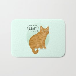 What's New Kitty Cat Bath Mat