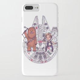 The Falcon iPhone Case