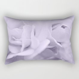 Lavender Roses Rectangular Pillow