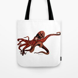 Octoclipse Tote Bag