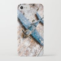 airplane iPhone & iPod Cases featuring Airplane by Mauricio Santana