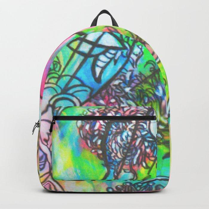 Frozen  #society6 #decor #buyart Backpack