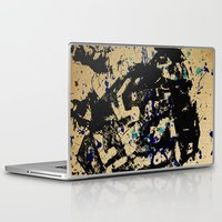 freud Laptop & iPad Skins featuring Thanatos by Fernando Vieira