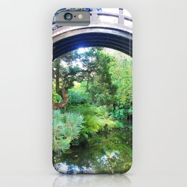 Bridge of serenity iPhone Case