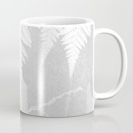 Fern fringe - concrete Coffee Mug