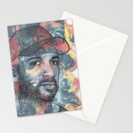 Tom Morello - One Man Revolution Stationery Cards