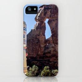 Druid Staff iPhone Case