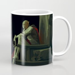 King of a dead world Coffee Mug