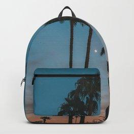 Palm Tree Sunrise Backpack