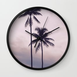 Paradise Beach Wall Clock